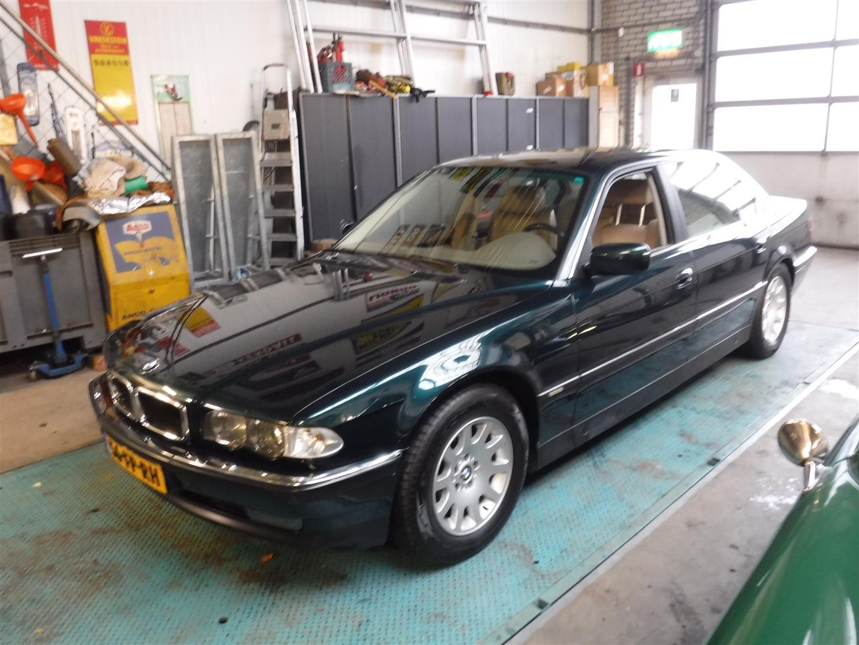 BMW 7 Reeks 1/22