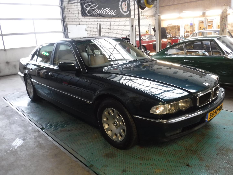 BMW 7 Reeks 2/22
