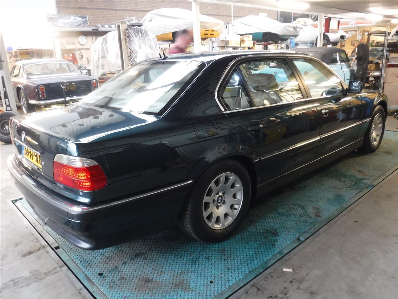 BMW 7 Reeks 5/22