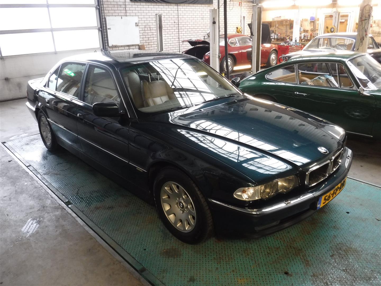 BMW 7 Reeks 13/22