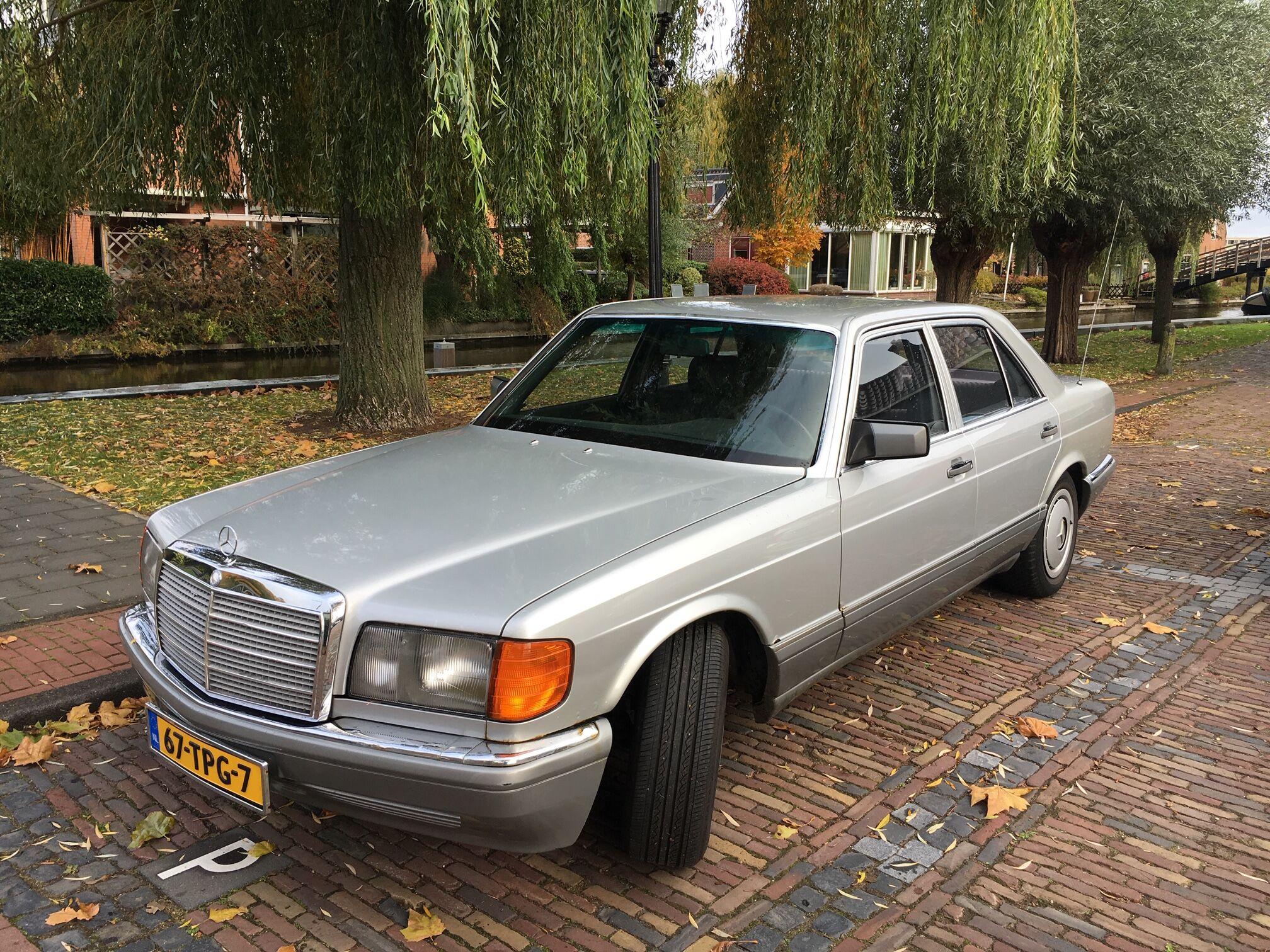 Mercedes 500 2/11