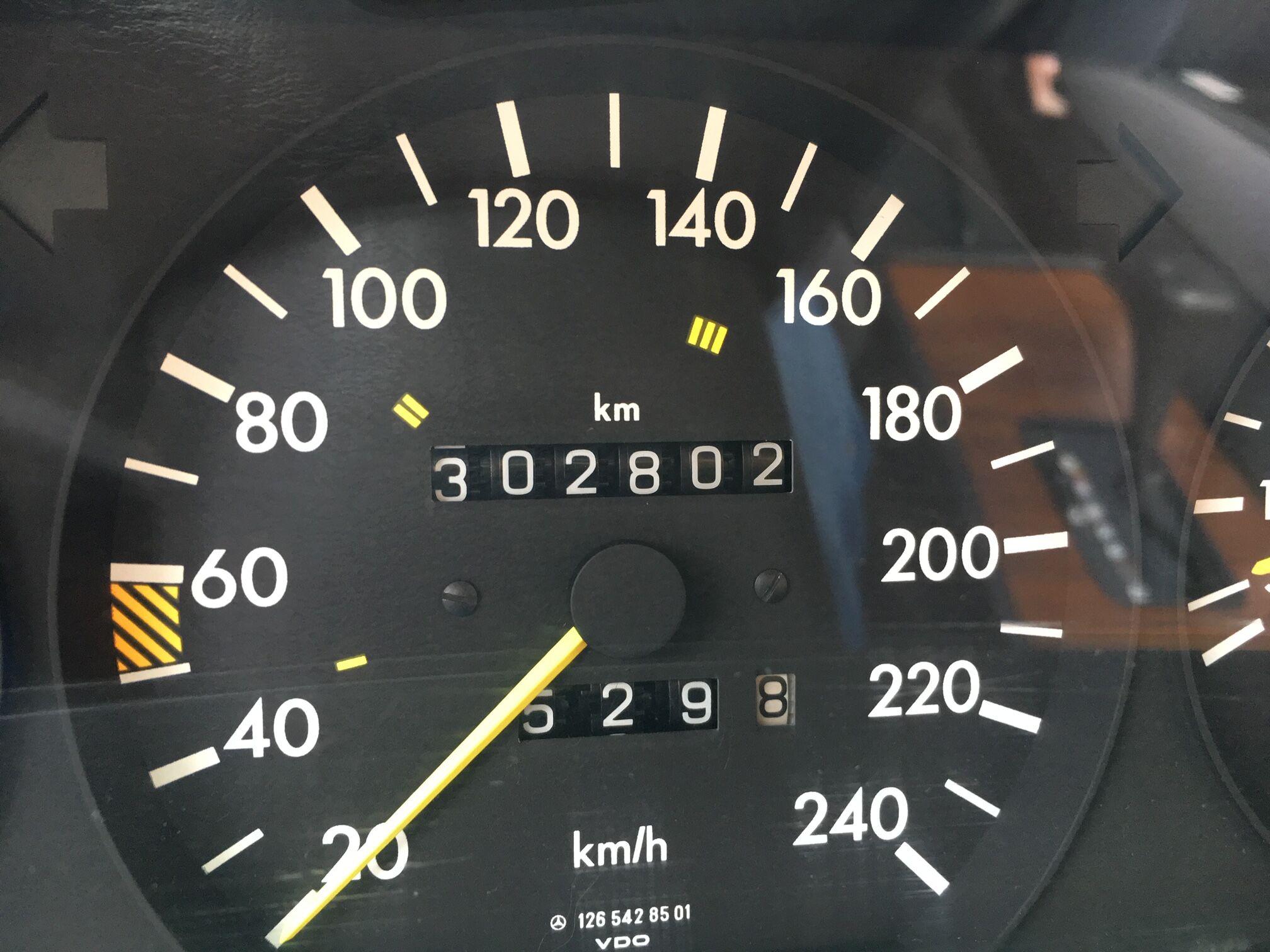 Mercedes 500 3/11