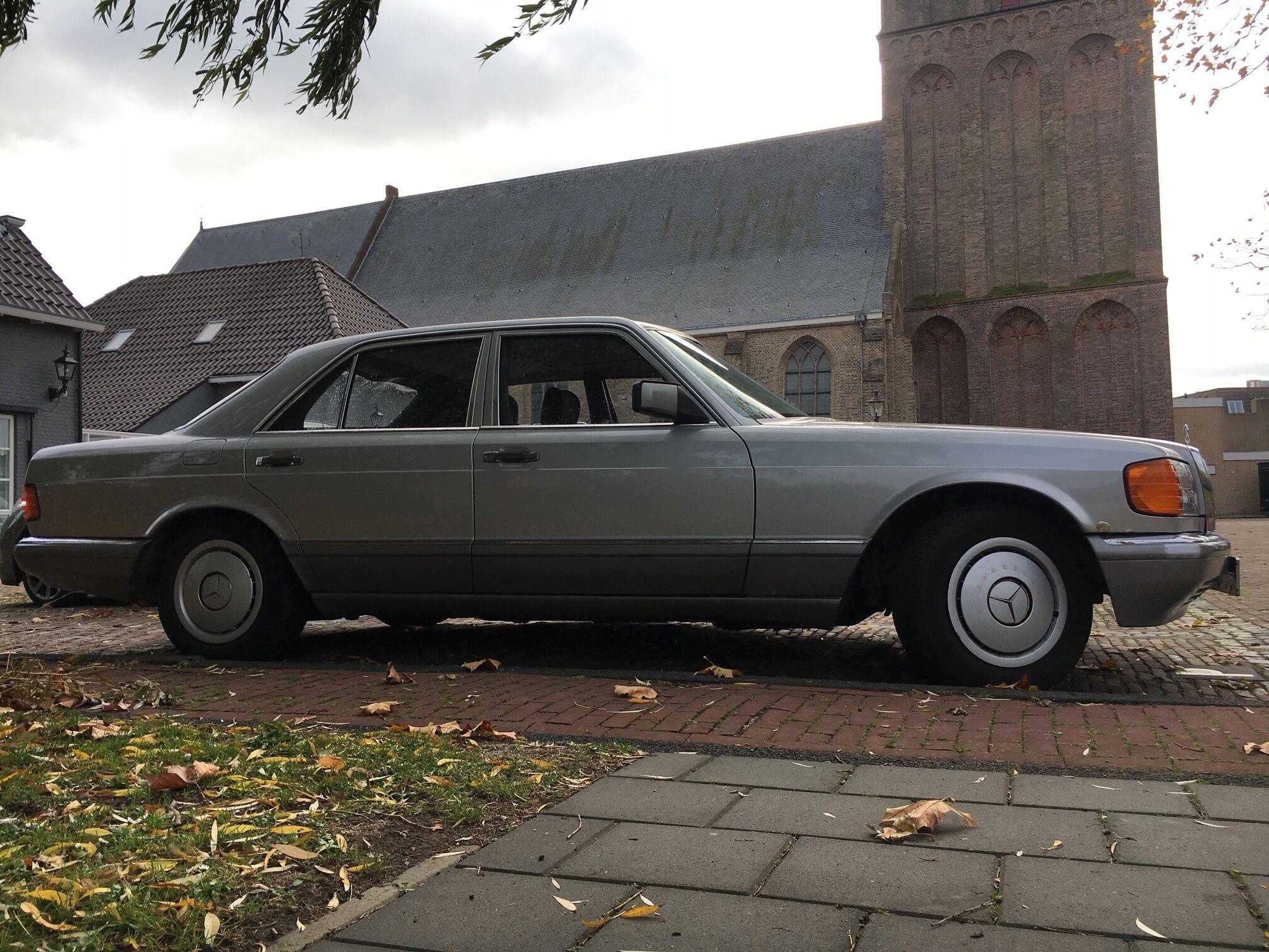 Mercedes 500 6/11