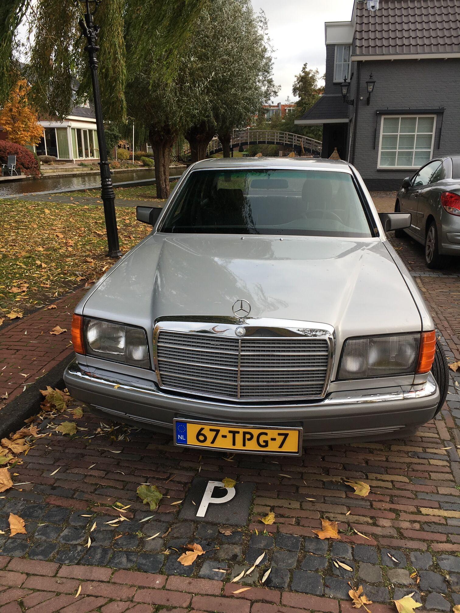 Mercedes 500 7/11