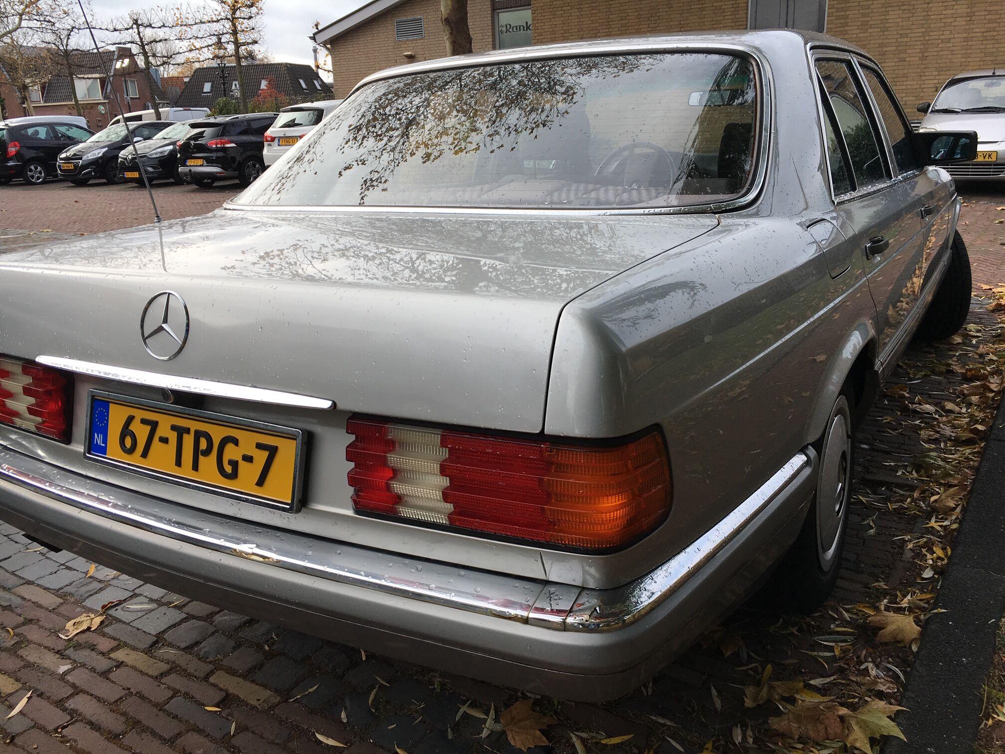 Mercedes 500 9/11
