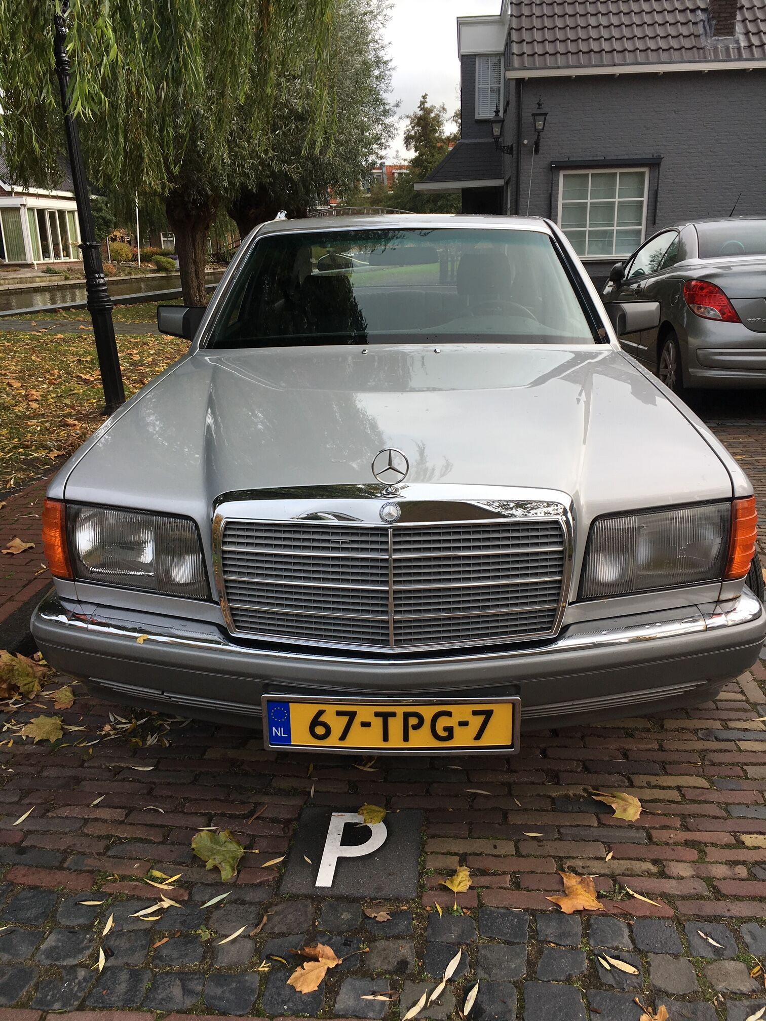 Mercedes 500 10/11