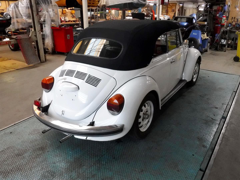 Volkswagen Beetle 3/30
