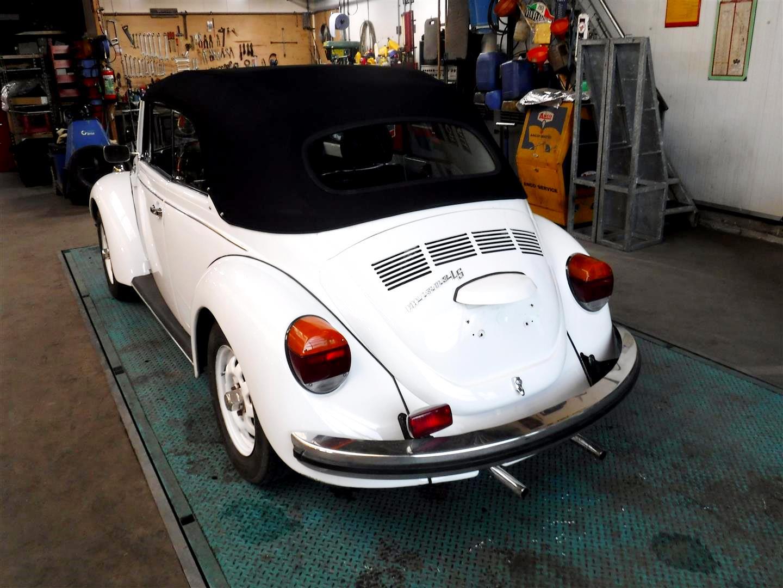 Volkswagen Beetle 4/30