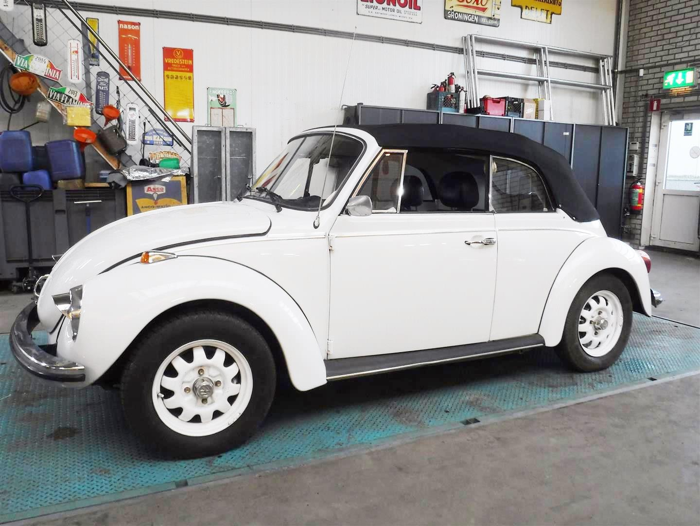 Volkswagen Beetle 7/30