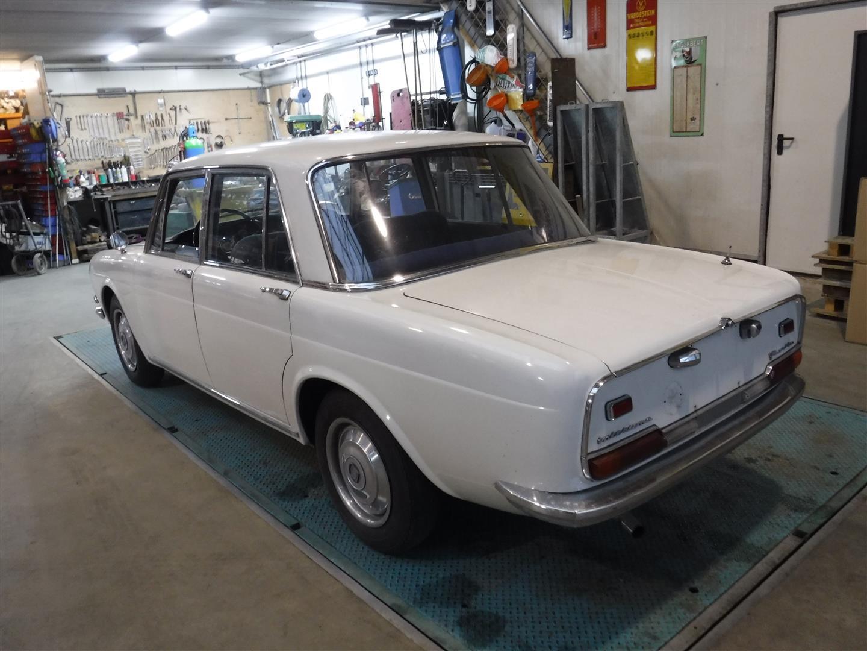Lancia Flavia 4/49