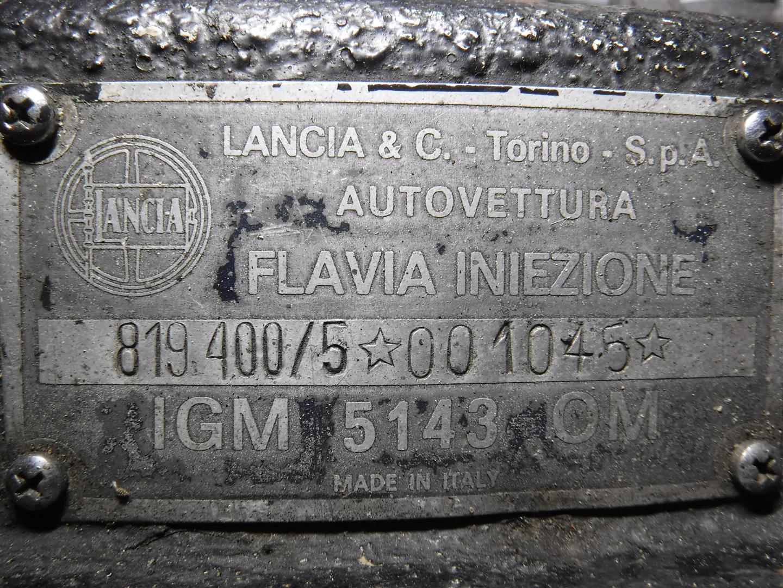 Lancia Flavia 19/49