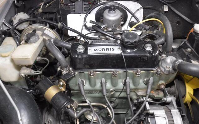 Morris Minor 1000 Special