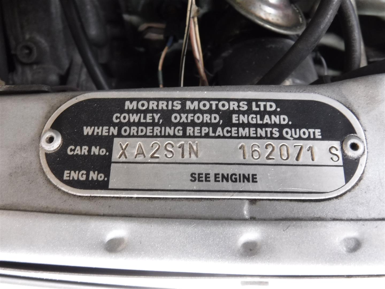 Morris Minor 1000 Special 5/30