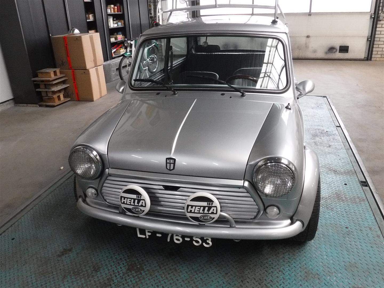 Morris Minor 1000 Special 13/30