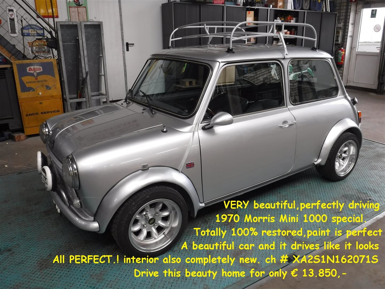 Morris Minor 1000 Special 23/30