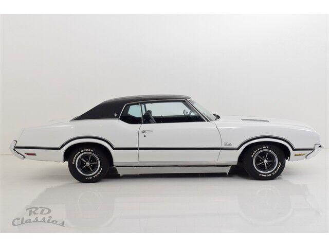 Oldsmobile Cutlass 2D Hardtop Coupe 8/31