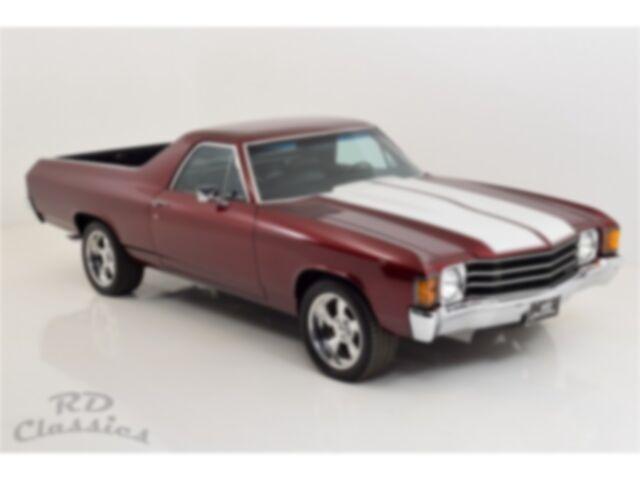 Chevrolet El Camino Pick Up