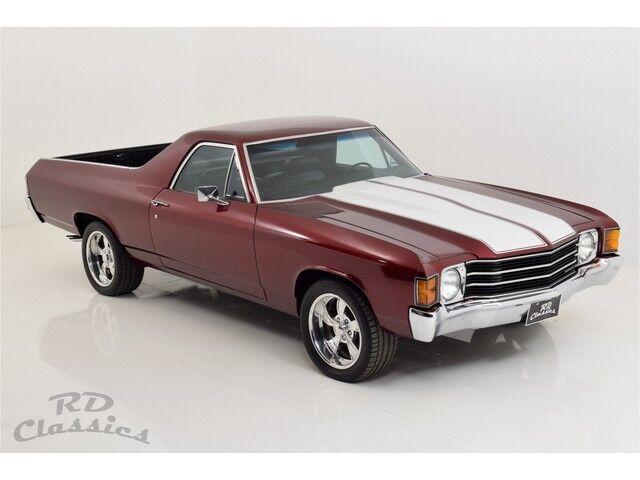 Chevrolet El Camino Pick Up 1/38