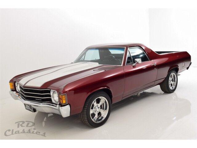 Chevrolet El Camino Pick Up 3/38