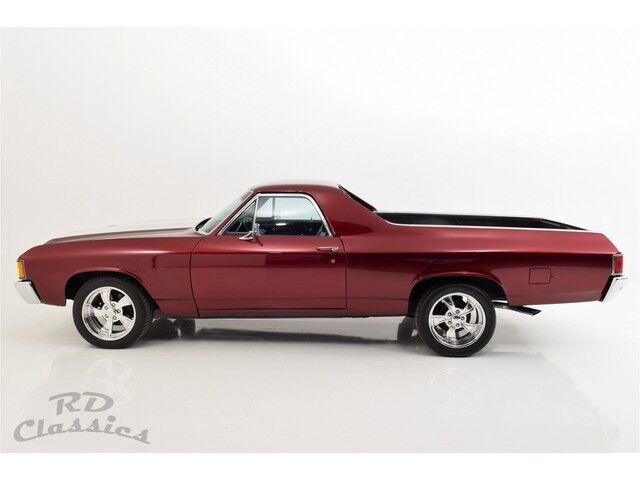 Chevrolet El Camino Pick Up 4/38