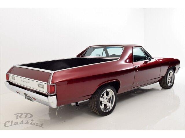 Chevrolet El Camino Pick Up 6/38