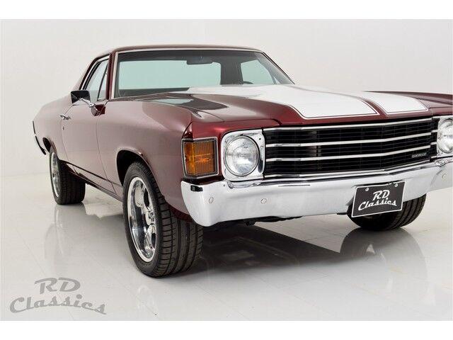 Chevrolet El Camino Pick Up 7/38