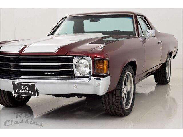 Chevrolet El Camino Pick Up 8/38