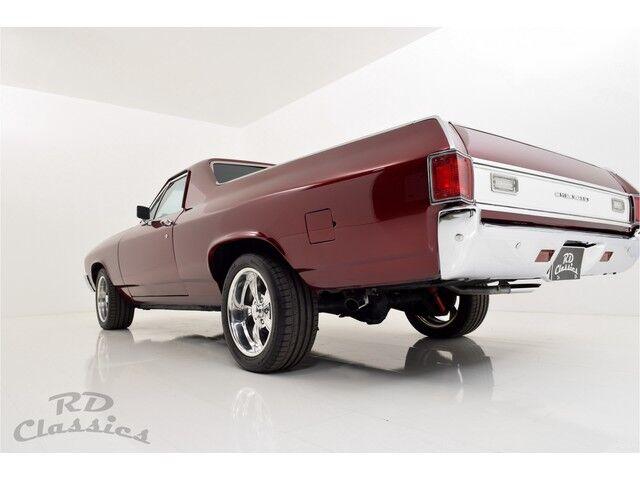 Chevrolet El Camino Pick Up 16/38
