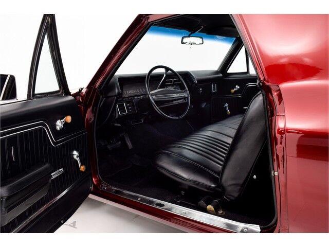 Chevrolet El Camino Pick Up 20/38