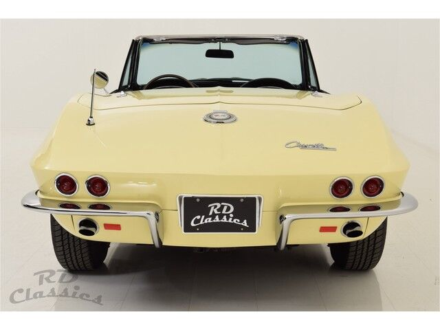 Chevrolet Corvette Cabrio Inkl Deutsche Brief 5/40