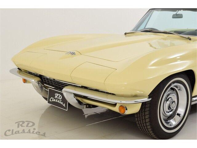 Chevrolet Corvette Cabrio Inkl Deutsche Brief 7/40