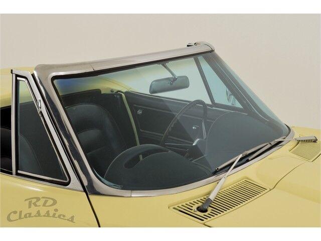 Chevrolet Corvette Cabrio Inkl Deutsche Brief 10/40