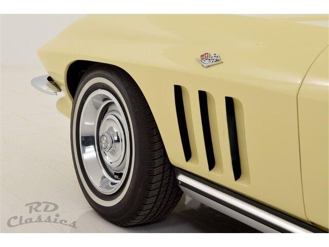 Chevrolet Corvette Cabrio Inkl Deutsche Brief 11/40