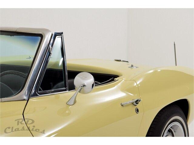 Chevrolet Corvette Cabrio Inkl Deutsche Brief 12/40