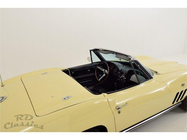 Chevrolet Corvette Cabrio Inkl Deutsche Brief 13/40