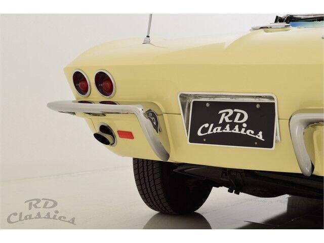 Chevrolet Corvette Cabrio Inkl Deutsche Brief 17/40