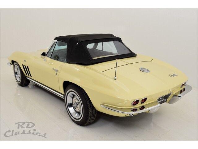 Chevrolet Corvette Cabrio Inkl Deutsche Brief 18/40