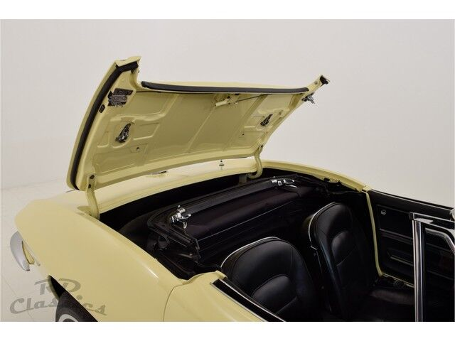Chevrolet Corvette Cabrio Inkl Deutsche Brief 19/40