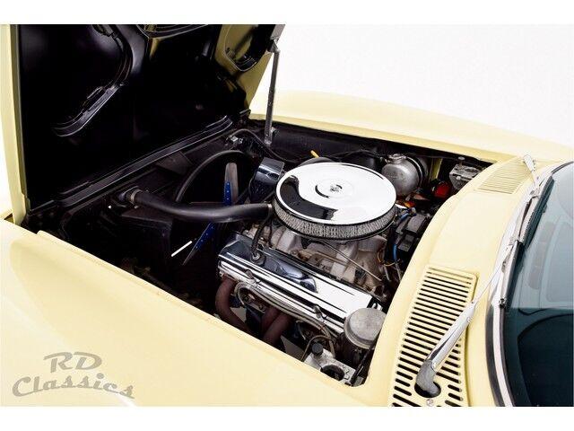 Chevrolet Corvette Cabrio Inkl Deutsche Brief 24/40