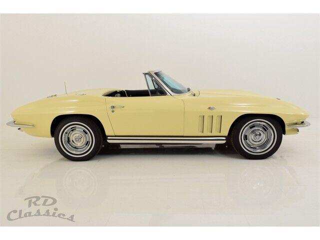 Chevrolet Corvette Cabrio Inkl Deutsche Brief 27/40
