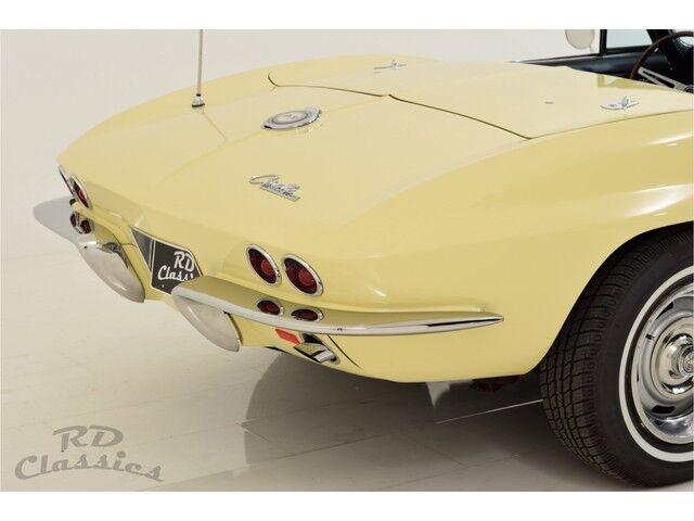 Chevrolet Corvette Cabrio Inkl Deutsche Brief 30/40
