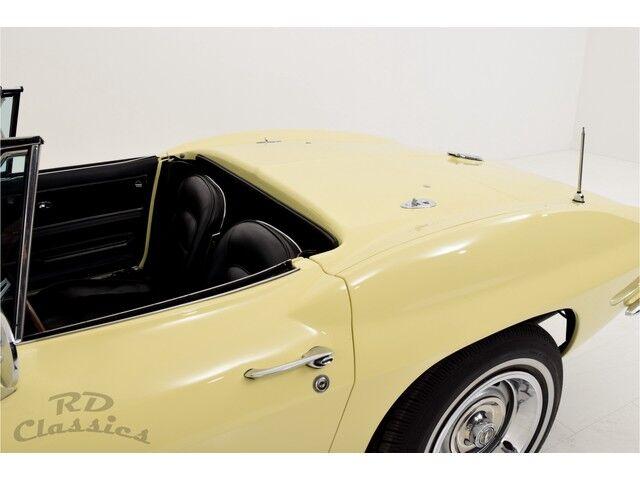 Chevrolet Corvette Cabrio Inkl Deutsche Brief 32/40