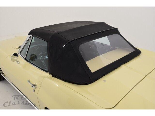 Chevrolet Corvette Cabrio Inkl Deutsche Brief 35/40