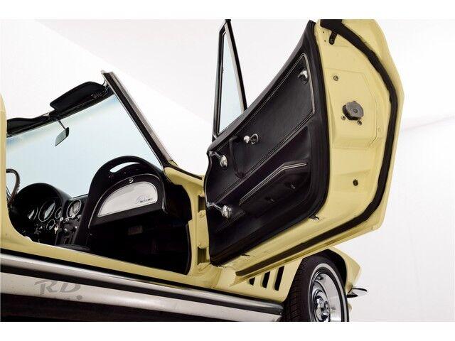 Chevrolet Corvette Cabrio Inkl Deutsche Brief 36/40
