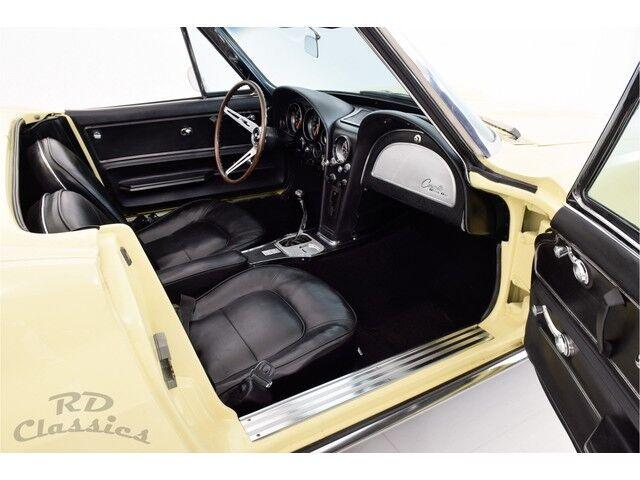 Chevrolet Corvette Cabrio Inkl Deutsche Brief 37/40