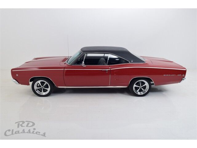 Dodge Coronet 2D Hardtop Coupe 440 CID Big Block 2/6