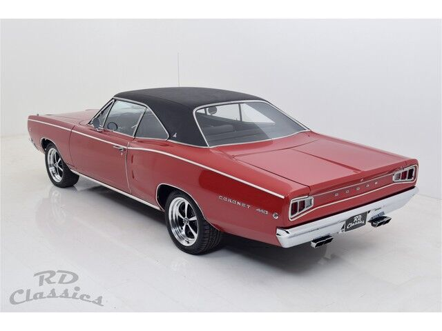 Dodge Coronet 2D Hardtop Coupe 440 CID Big Block 3/6