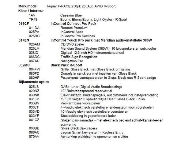 Jaguar F-Pace R-Sport 16/16
