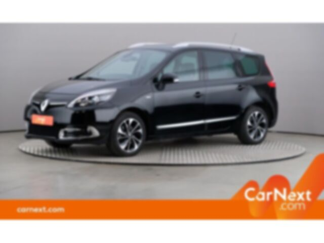 Renault Grand Scenic 1.5 dCi Energy Bose Ed. XENON GPS PDC CAM Sounds. Trekhaak