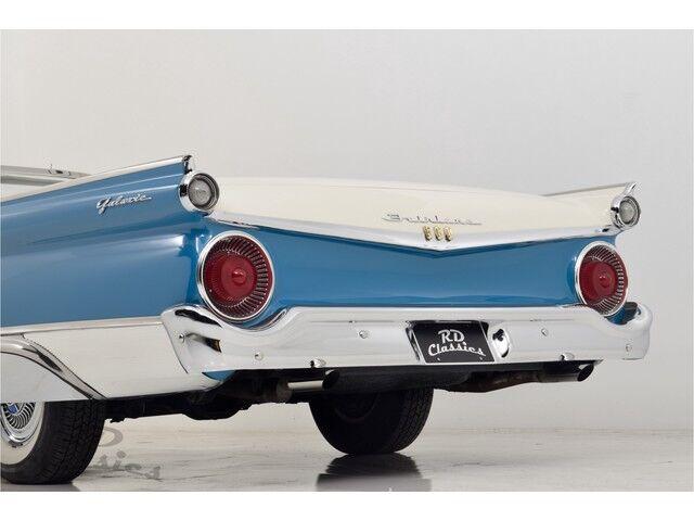 Ford Fairlane 500 Retractable Cabrio GALAXIE SKYLINER 13/40
